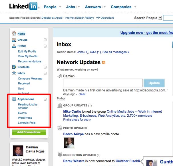 LinkedIn_ Home